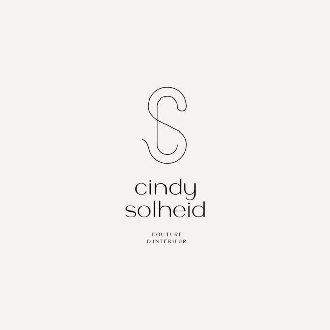 Identité graphique de Cindy Solheid